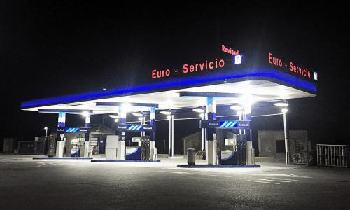 ITV – Estación de servicio