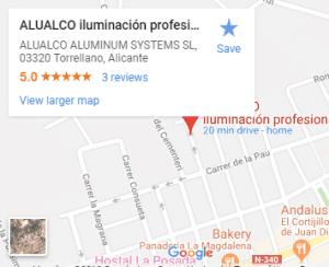 Imagen que redireciona al mapa de google maps