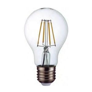 BOMBILLA LED FILAMENTO -E27-A60-8W-2700K- 800 LM