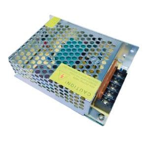 FUENTE ALIMENTACION METALICA IP20 60W DC24V