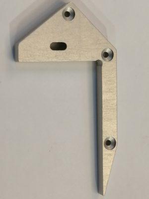 Tapa Siena Aluminio Izda. C/Agujero Gris